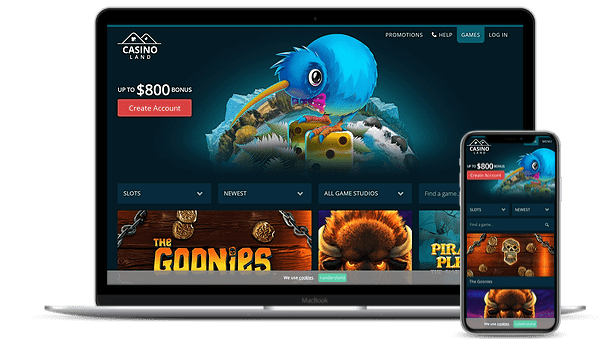 casinoland homepage