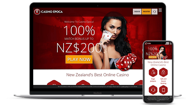 Epoca Casino NZ