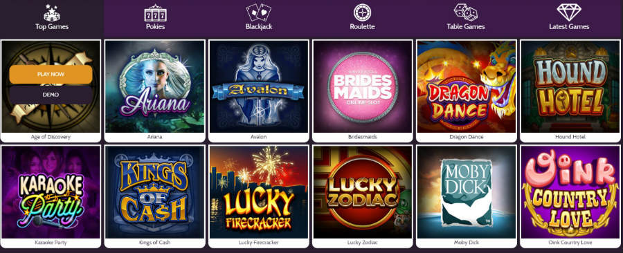 mummys gold casino games