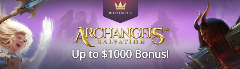 royal slots welcome bonus