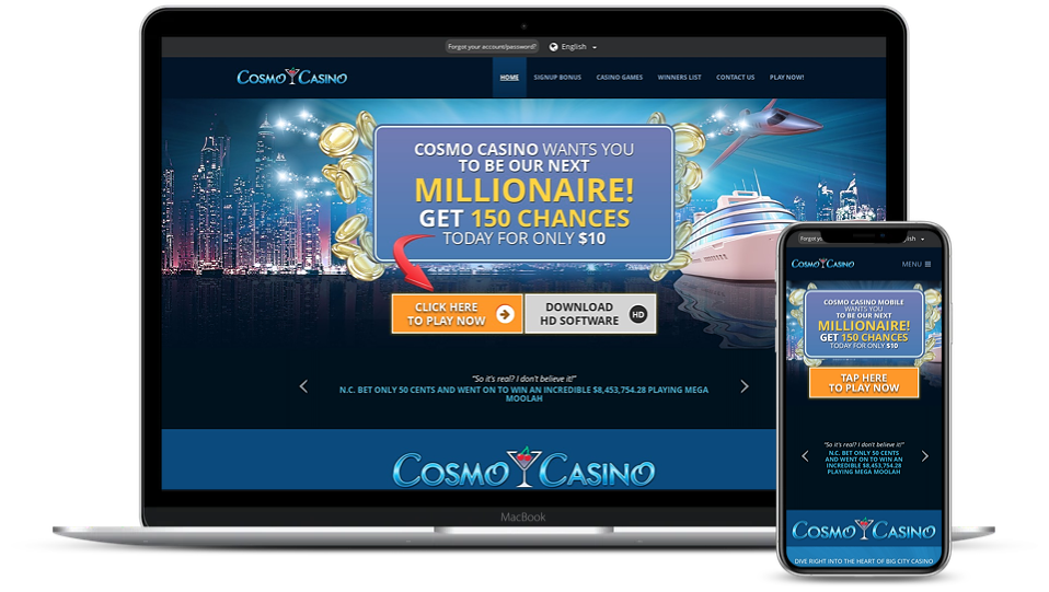 cosmo casino nz review